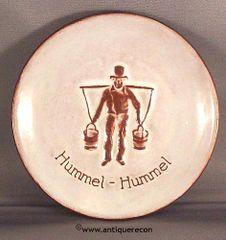 HUMMEL ADVERTISING DISPLAY PLATE