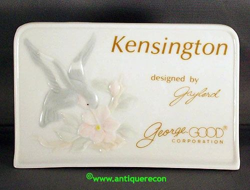 KENSINGTON BY GAYLORD DISPLAY SIGN