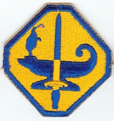 US ARMY SPECIALIZED TRAINING PROGRAM PATCH