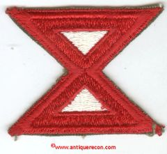 WW II US 10th ARMY PATCH