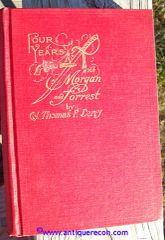 FOUR YEARS WITH MORGAN AND FORREST - BERRY 1914