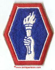 WW II US ARMY 442nd REGIMENTAL COMBAT TEAM PATCH