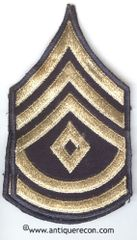 WW II US ARMY SARGENT 1st CLASS STRIPES - MINT