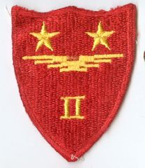 USMC AIRCRAFT FUSELAGE 2nd WING PATCH