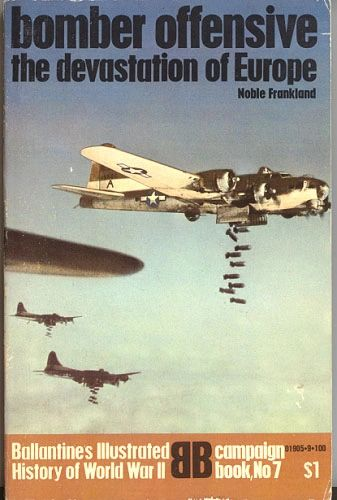 BOMBER OFFENSIVE - BALLENTINE'S CAMPAIGN BOOK 7 - FRANKLAND