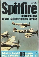 SPITFIRE - BALLANTINE'S WEAPONS BOOK 6 - VADER