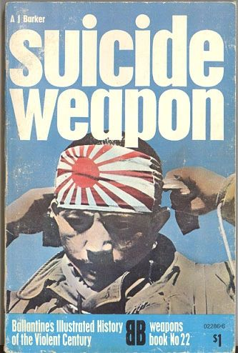 SUICIDE WEAPON - BALLANTINE'S WEAPONS BOOK 22 - BARKER