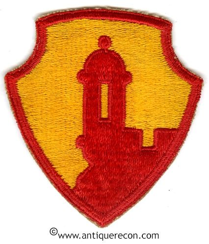 US ARMY ANTILLES DEPARTMENT PATCH
