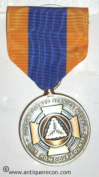 VIRGIN ISLANDS NATIONAL GUARD DISTINGUISHED SERVICE MEDAL