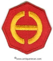US ARMY HAWAIIAN DEPARTMENT PATCH
