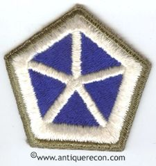 US ARMY V CORPS PATCH
