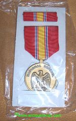 NATIONAL DEFENSE SERVICE MEDAL - BOXED 1993 CONTRAC