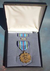 US JOINT SERVICES ACHIEVEMENT MEDAL - CASED