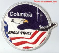 COLUMBIA STS-2 MISSION PATCH