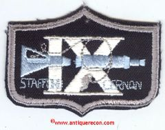 GEMINI IX SOUVENIR PATCH