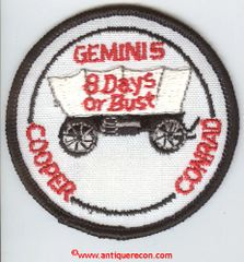 NASA GEMINI 5 MISSION PATCH