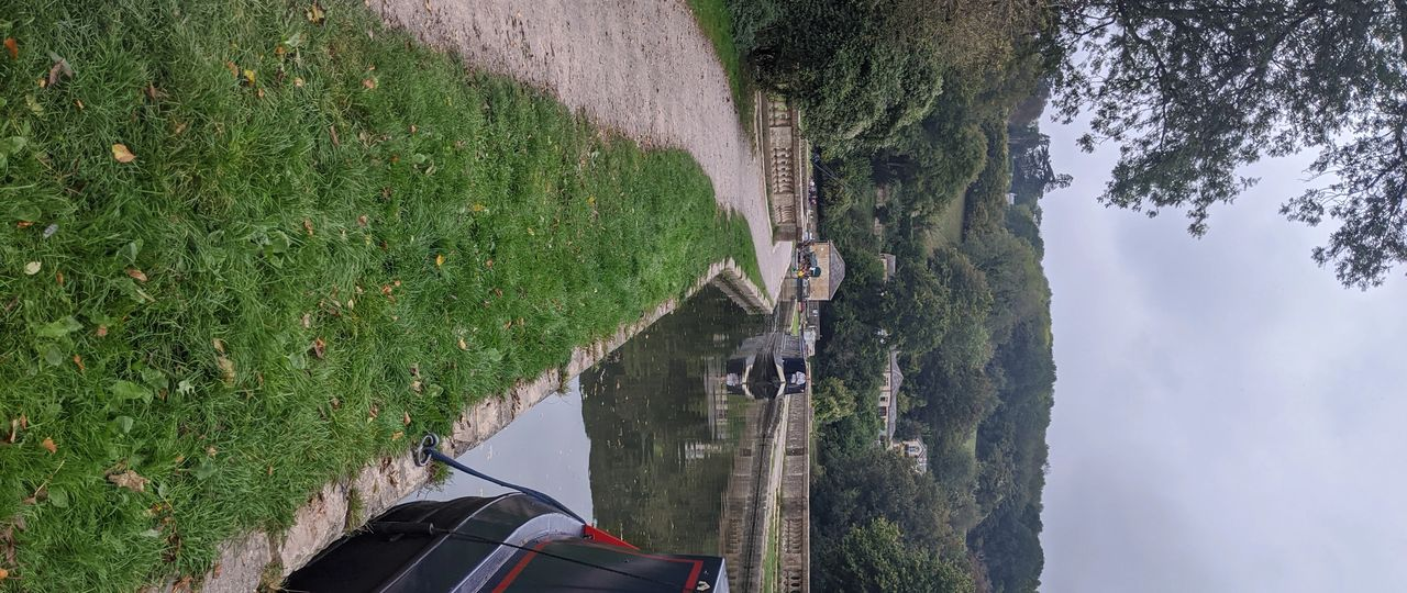 Heading towards Bath