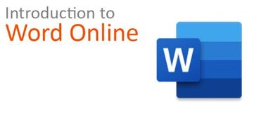 Introduction to Word Online
