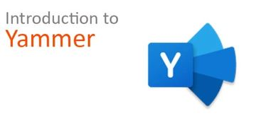 Introduction to Yammer