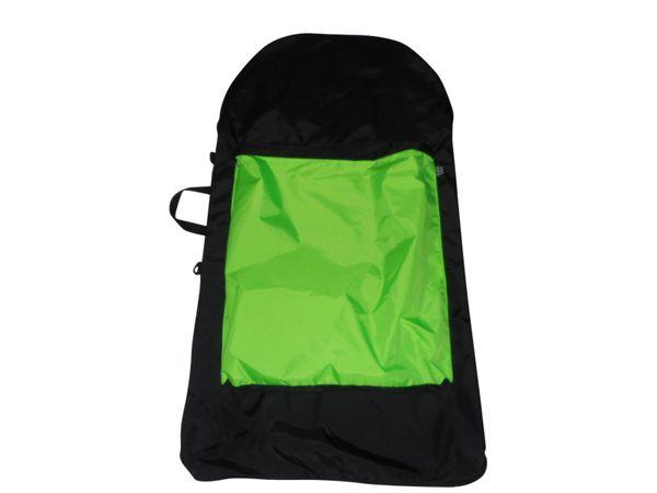Bodyboard Bag, Boogie Board Bag With Backpack Strap, Skin Board Bag, Made in USA.