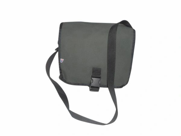 Messenger Bag Great To Carry Books, Satchel Style Mail Bag Made in USA.