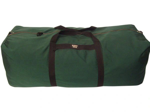Duffle bag Jumbo size water resistant Made in U.S.A