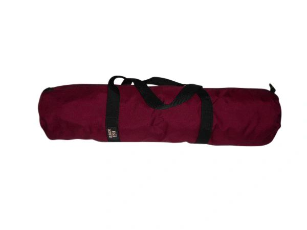 "Duffle or utility roll bag,fold up chair cover 29'' x 7"" Diameter Made in U.S.A."