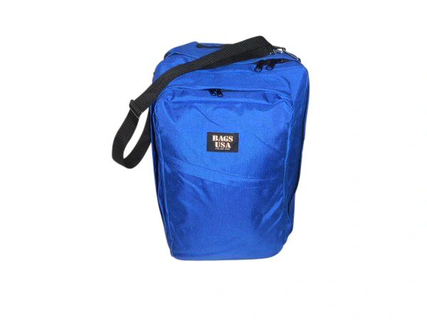 Backpack Convertible To Shoulder Bag 3-Way Backpack Carry-On, Made In USA.