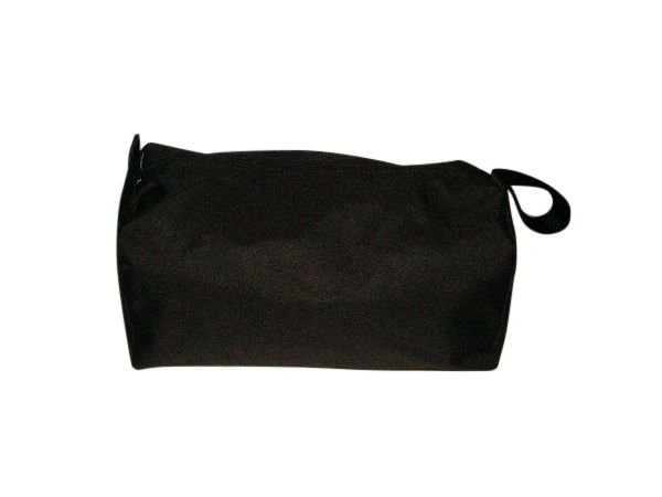 Toiletry bag,large size holds all shaving essentials and medicine Made in USA
