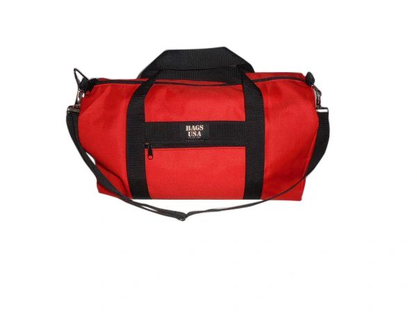 Emergency trauma bag,search and rescue bag,survival bag Orange or Red Made in USA.