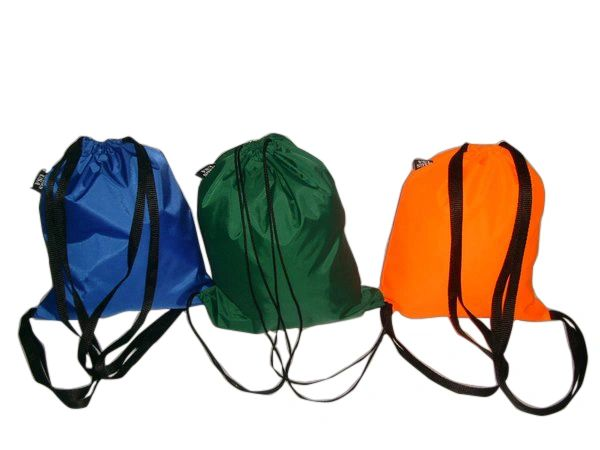 Drawstring backpacks, Cinch Backpack light weight and durable holds all your Essentials.