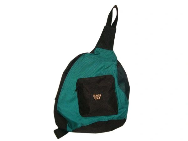 Backpack with 1 strap,Urban style,sling bag with Inside ipad pocket ,Made in USA.