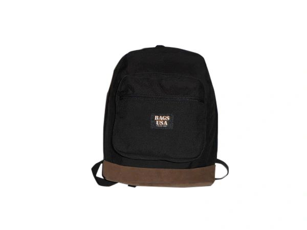 University Backpack With Suede Bottom Made in USA.