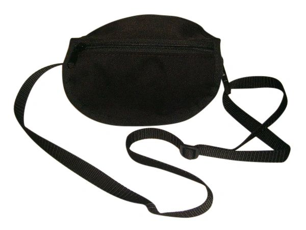 Shoulder bag or fanny pack,small purse ,travel clutch personal bags,MADE IN U.S.A