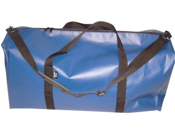 Duffle bag,tough 18 OZ Vinyl Dive gear travel bag,water resistant Made in USA