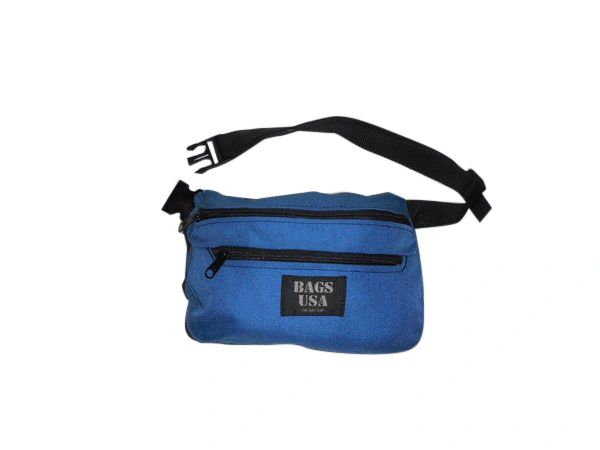 Law enforcement fanny pack, with hidden Pocket,made in U.S.A.