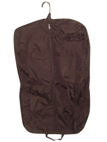 Travel garment bag perfect for weekend trips holds 3 complete suites Made in USA.