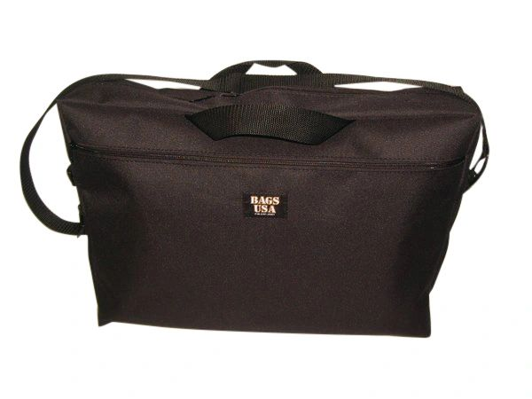 Briefcase oversized, notebook tablet briefcase MADE IN USA