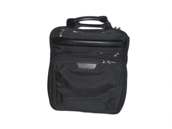 Andiamo Bravo Laptop Bag Deluxe Business Executive Laptop Tote Backpack.