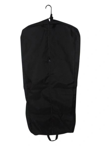Garment bag, dress length travel garment bag,Made in USA.