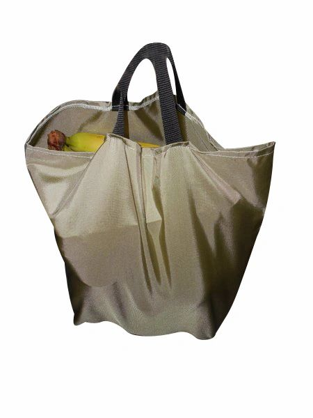 2 Pack reusable tough grocery bag,durable and Made in U.S.A.