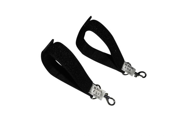 2- Pack of Firefighter glove holder straps,turnout gear glove strap Made in USA.