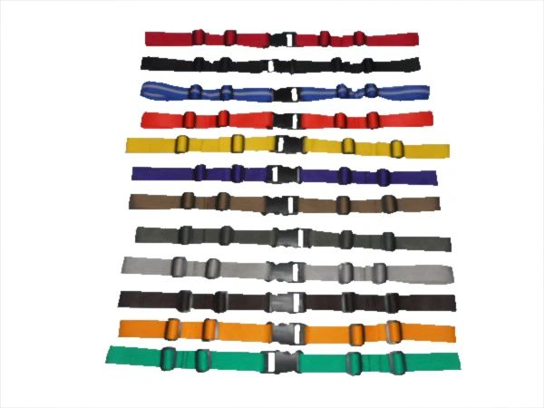 "Sternum strap Replacement adjustable fits most backpacks,1"" wide chest strap"