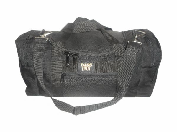 Carry on travel bag built 2 last most durable U.S woven fabric 1050 ballistic.