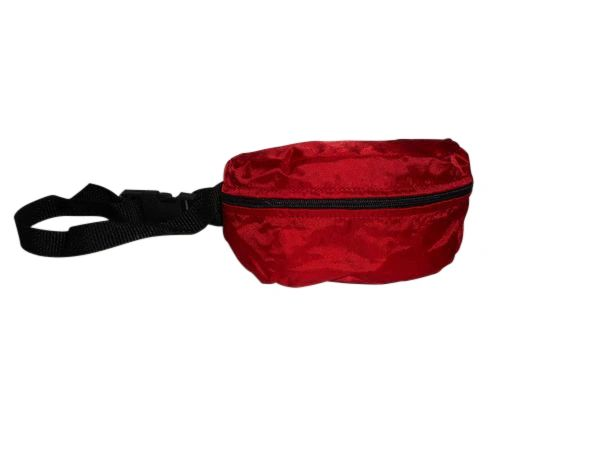 First Aid Fanny pack ,life guard fanny pack for beach, hiking,cycling,car,be prepared Made in USA.