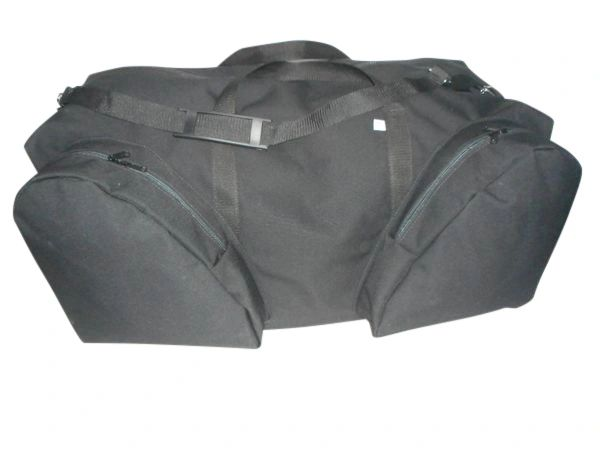 Hockey Bag, Equipment Goalie Bag with Pockets For Your Skates Made in USA.