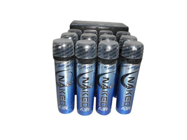CANNED OXYGEN NAKED AIR, pure recreational oxygen,STRESS RELIEF! HANGOVER RELIEF