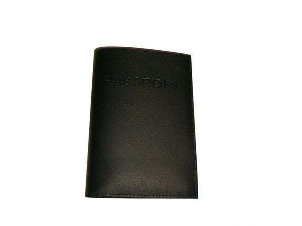 Passport Holder, holds your ID Cards, tickets boarding pass, leather.
