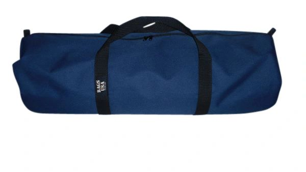 Duffle Camping bag,roll bag, yoga mat bag or travel bag for snorkel and fins Made in USA.
