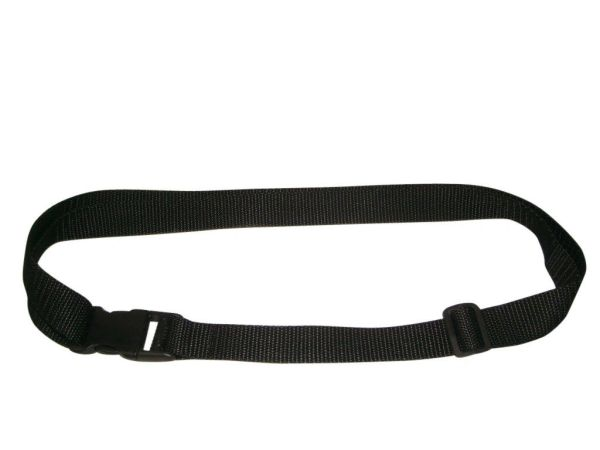 "Web Belt 1"" With Side Release YKK Buckle , 52"" Adjustable Strap Made in USA."
